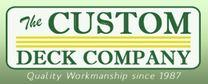 The Custom Deck Company Logo