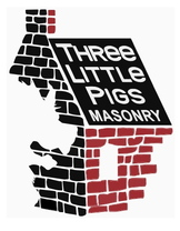 Three Little Pigs Masonry Inc Logo