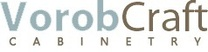 Vorob Craft Cabinetry logo