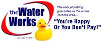 WaterWorks Plumbing and Drains, Inc. logo