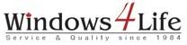 Windows4Life logo