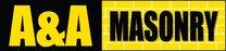 A&A Masonry Logo