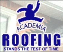 Academia Roofing & Attics Logo