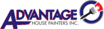 Advantage House Painters Inc. logo