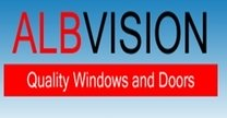 Albvision Windows and Doors logo