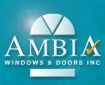 Ambia Windows and Doors Inc. Logo