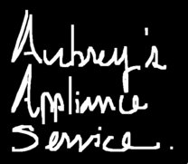 Aubrey's Appliances Service logo