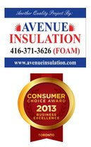 Avenue Insulation Logo