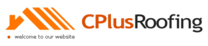 C Plus Roofing logo