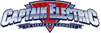 Captain Electric Logo
