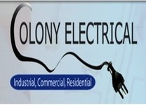 Colony Electrical logo
