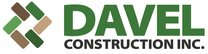Davel Construction Inc Logo