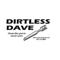 Dirtless Dave Logo