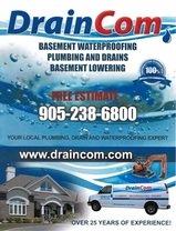 DrainCom Logo