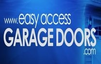 Easy Access Garage Doors Logo
