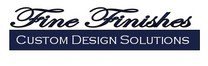Fine Finishes Custom Design Solutions Logo