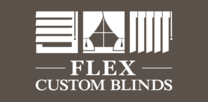 Flex Custom Blinds Logo