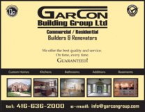 GarCon Building Group Ltd logo