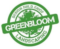 Greenbloom Landscaping Logo