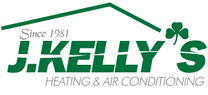 J. Kelly's Heating Ltd. Logo