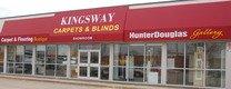 Kingsway Carpets & Blinds Logo