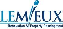 Lemieux Renovation & Property Development Logo