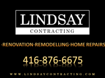 Lindsay Contracting Logo