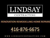 Lindsay Contracting logo