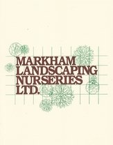 Markham Landscaping Nurseries Ltd Logo