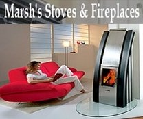 Marsh's Stoves & Fireplaces logo