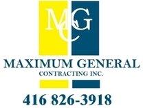 Maximum General Contracting Inc. logo
