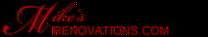 Mike's Renovations logo