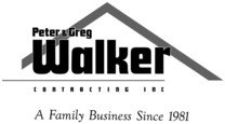 Peter & Greg Walker Contracting Inc. logo