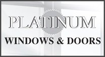 Platinum Windows & Doors logo