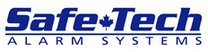 SafeTech Alarm Systems and Video Surveillance logo