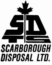 Scarborough Disposal logo