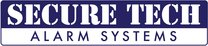 Secure Tech Alarm Systems Logo
