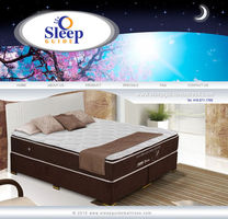Sleep Guide Mattress Ltd. Logo