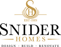 Snider Homes logo