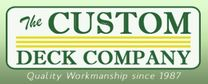 The Custom Deck Company logo