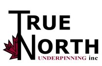 True North Underpinning Logo