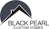 Black Pearl Custom Homes logo