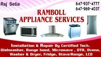 Ramboll Appliance Services LTD. logo